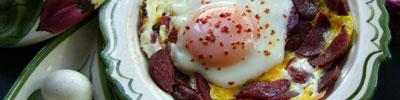 Yumurta yeməkləri